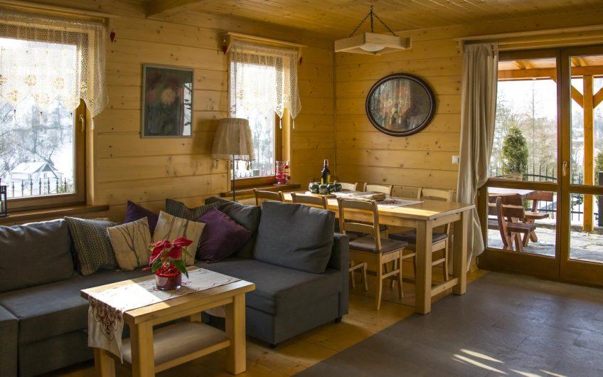 Quaint timber cottage
