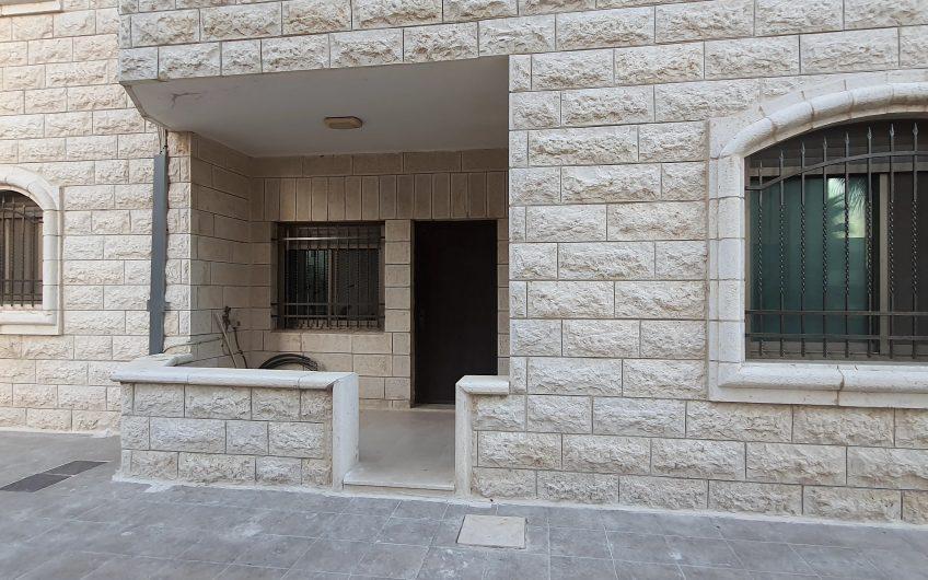 شقة ارضي مدخل خاص في المصيون للبيع
